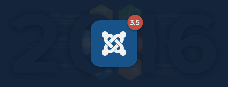 Joomla development roadmap 2016