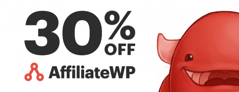AffiliateWP black friday deal