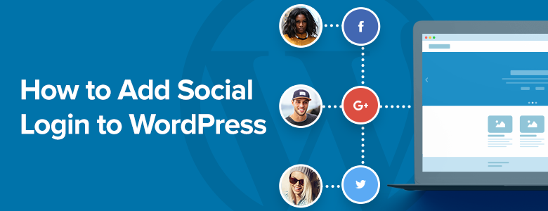 How to add social login to WordPress