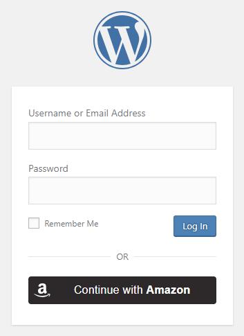 Provider - Amazon – Nextend Social Login – WordPress Plugin