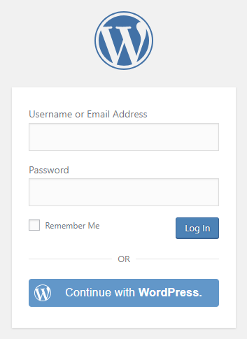 WordPress.com Sample