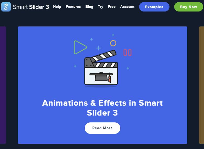 Smart Slider 3 blog